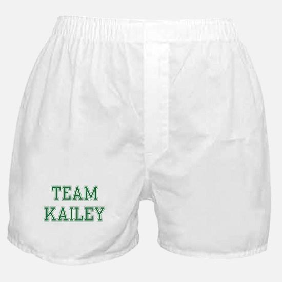 TEAM KAILEY  Boxer Shorts