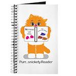 PurrsnicketyReader Journal