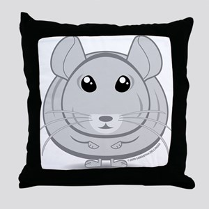 Life is great...Chinchillas make it better! Throw