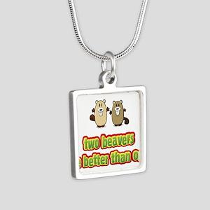 2 Beavers Necklaces