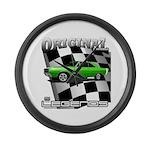 Musclecar Top 100 Dart Large Wall Clock