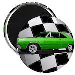 Musclecar Top 100 Dart Magnet