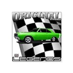 Musclecar Top 100 Dart Sticker