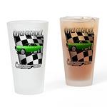 Musclecar Top 100 Dart Drinking Glass
