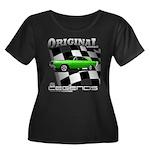 Musclecar Top 100 Dart Plus Size T-Shirt