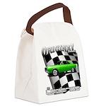 Musclecar Top 100 Dart Canvas Lunch Bag