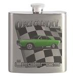 Musclecar Top 100 Dart Flask