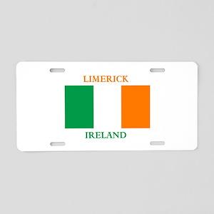 Limerick Ireland Aluminum License Plate
