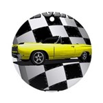 New Musclecar Top 100 1970 Ornament (Round)