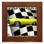 New Musclecar Top 100 1970 Framed Tile