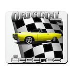 New Musclecar Top 100 1970 Mousepad