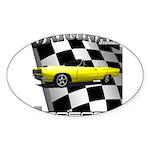 New Musclecar Top 100 1970 Sticker