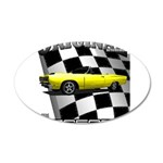 New Musclecar Top 100 1970 Wall Decal