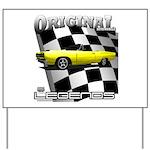 New Musclecar Top 100 1970 Yard Sign