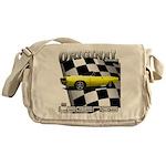 New Musclecar Top 100 1970 Messenger Bag