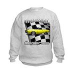 New Musclecar Top 100 1970 Sweatshirt