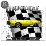 New Musclecar Top 100 1970 Puzzle