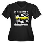 New Musclecar Top 100 1970 Plus Size T-Shirt