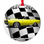 New Musclecar Top 100 1970 Ornament