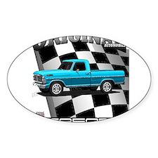 New Musclecar classic truck 1970 Sticker
