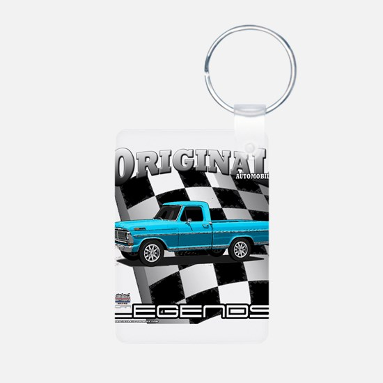 New Musclecar classic truck 1970 Keychains