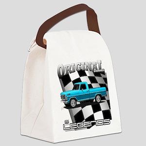 New Musclecar classic truck 1970 Canvas Lunch Bag