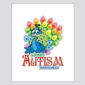 Autism Peacock Posters