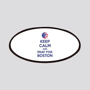 Keep calm and pray for Boston Patches