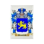 Bromfield Rectangle Magnet (100 pack)