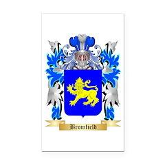 Bromfield Rectangle Car Magnet