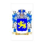 Bromfield Sticker (Rectangle 50 pk)