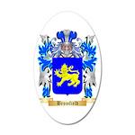 Bromfield 20x12 Oval Wall Decal