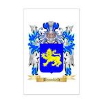 Bromfield Mini Poster Print