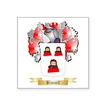 Bromell Square Sticker 3