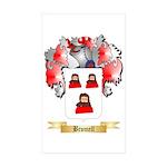 Bromell Sticker (Rectangle 50 pk)
