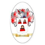 Bromell Sticker (Oval 50 pk)