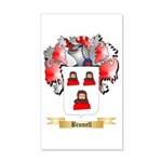 Bromell 20x12 Wall Decal