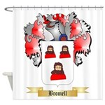 Bromell Shower Curtain