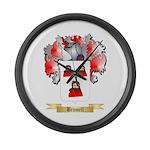 Bromell Large Wall Clock