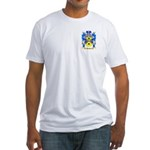Brohan Fitted T-Shirt