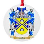 Brohan Round Ornament