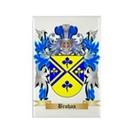 Brohan Rectangle Magnet (10 pack)