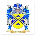 Brohan Square Car Magnet 3