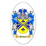 Brohan Sticker (Oval 50 pk)