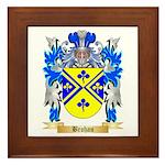 Brohan Framed Tile