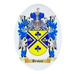 Brohan Ornament (Oval)