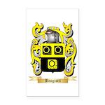 Brogiotti Rectangle Car Magnet