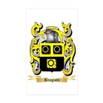 Brogiotti Sticker (Rectangle 50 pk)
