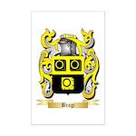Brogi Mini Poster Print