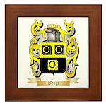 Brogi Framed Tile